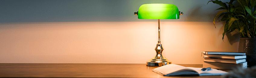 Klassieke tafellampen