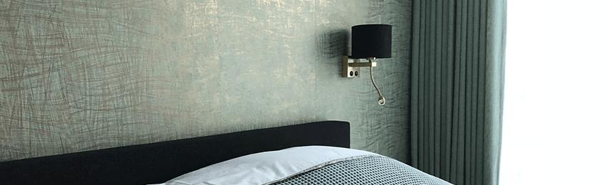 Slaapkamer wandlampen