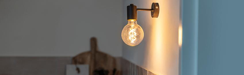 Keuken wandlampen