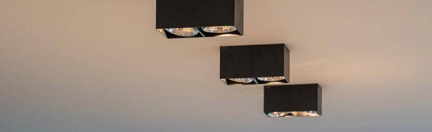 Opbouwspots LED