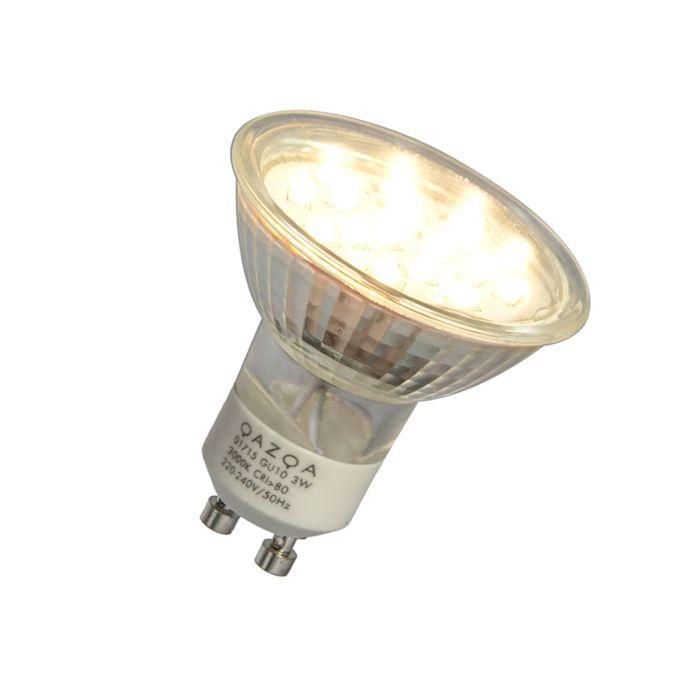 GU10-LED-lamp-3W-230-250LM-3000K