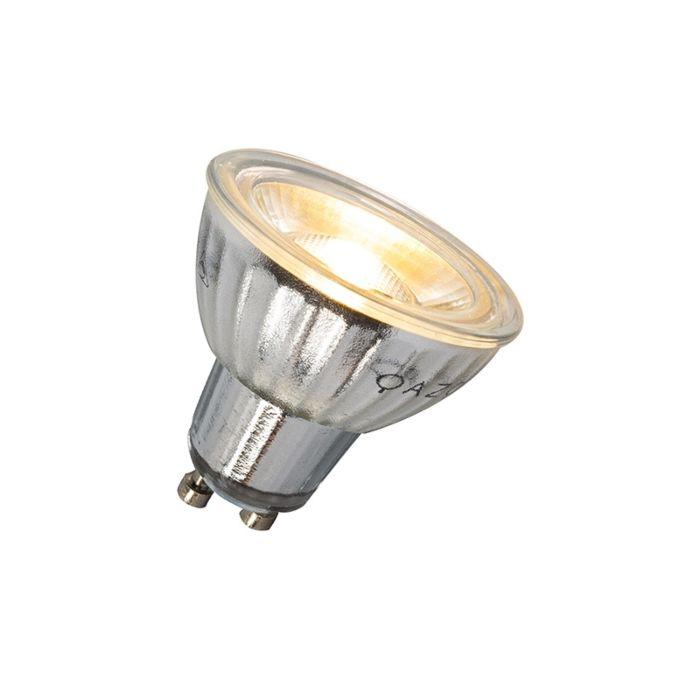 GU10-LED-lamp-230V-5W-380LM-dimbaar