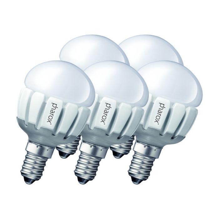 Set-van-5-Pharox-LED-200-P45-E14-5W-230V