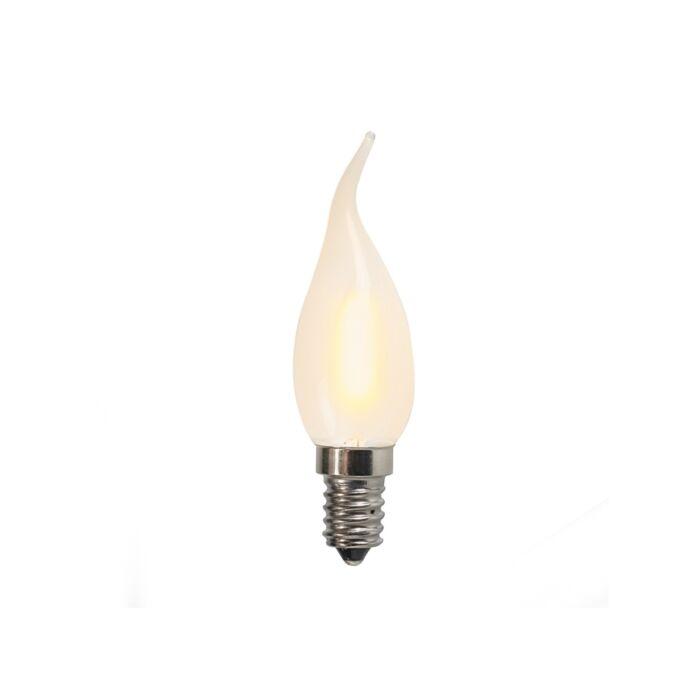 E14-LED-matte-kaarslamp-C35T-1W-80-lumen-2200K