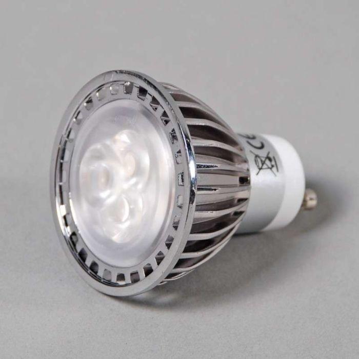 Dimbare-GU10-LED---3W-=-30W-lichtopbrengst-warm-wit