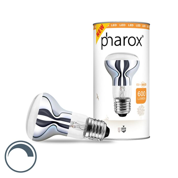Pharox-LED-lamp-E27-6W-600-lumen