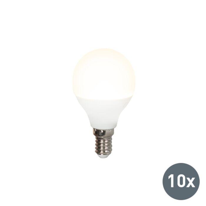 Set-van-10-LED-lamp-G45-E14-5W-3000K