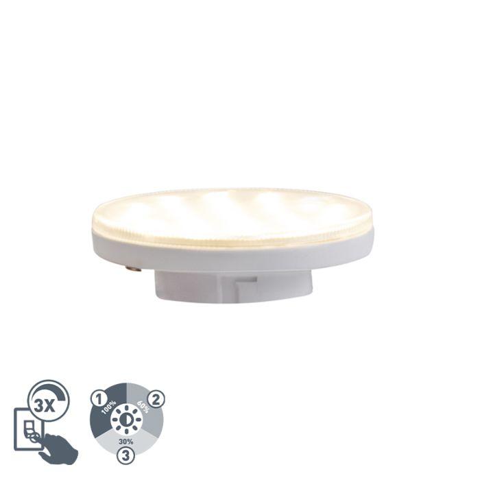 GX53-LED-lamp-3W-350-lm-3000K