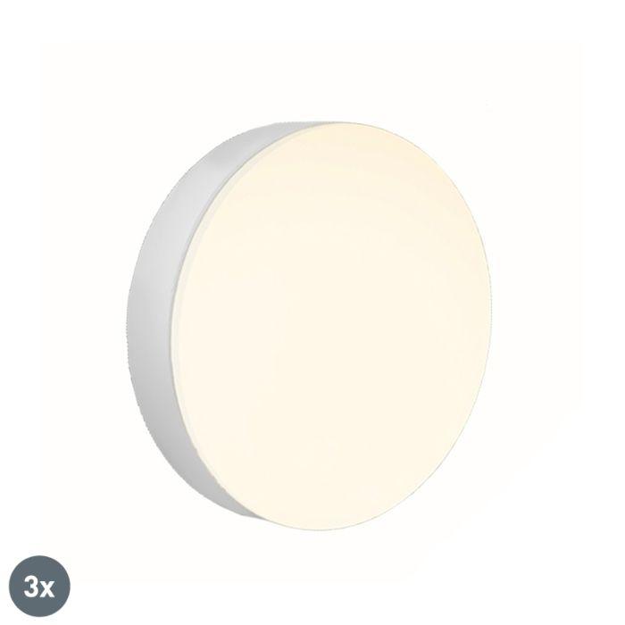 Set-van-3-GX53-LED-lampen-6W-400-lm-2700-K