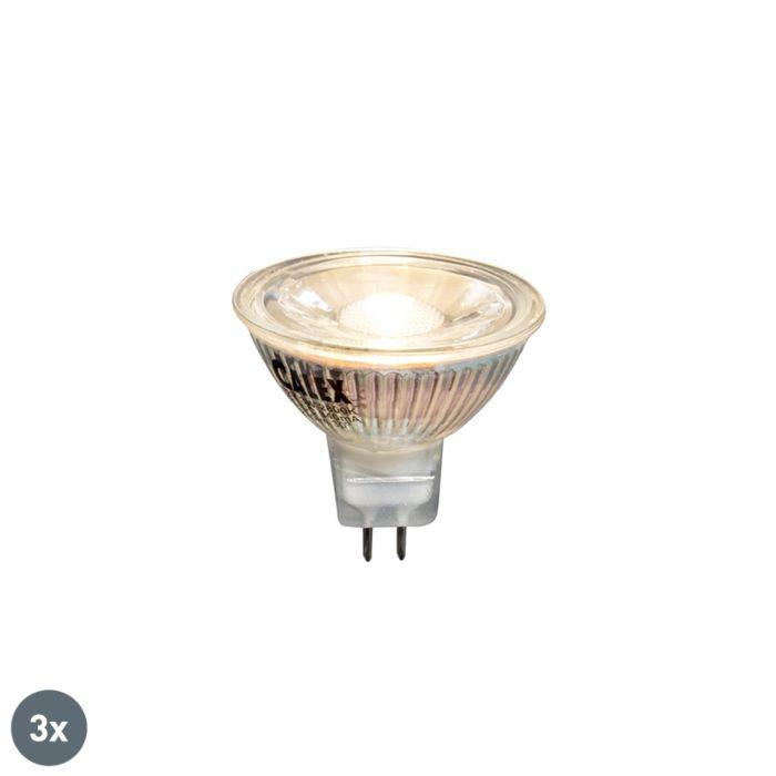 Set-van-3-LED-lamp-3W-230-lumen