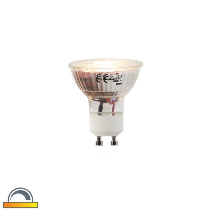 LED-lamp-GU10-5W-360-lumen-2000-2700K-Dim-to-warm