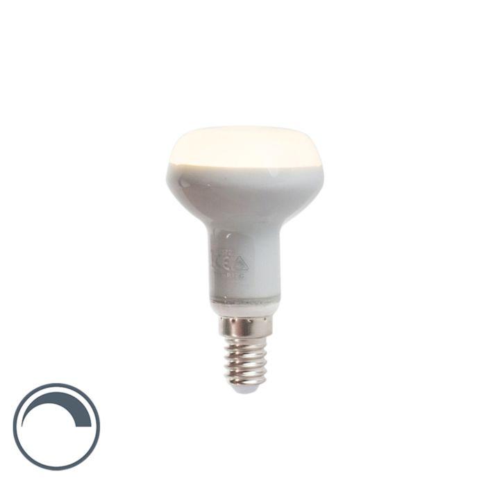 E14-dimbare-LED-reflectorlamp-R50-3W-220-lm-2800K