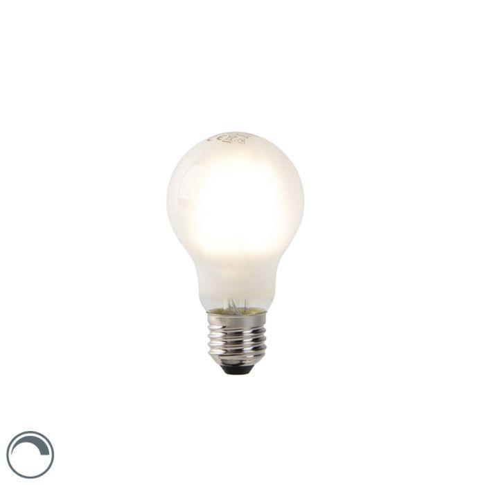 E27-dimbare-LED-filament-lamp-A60-mat-glas-4W-320-lm-2700K