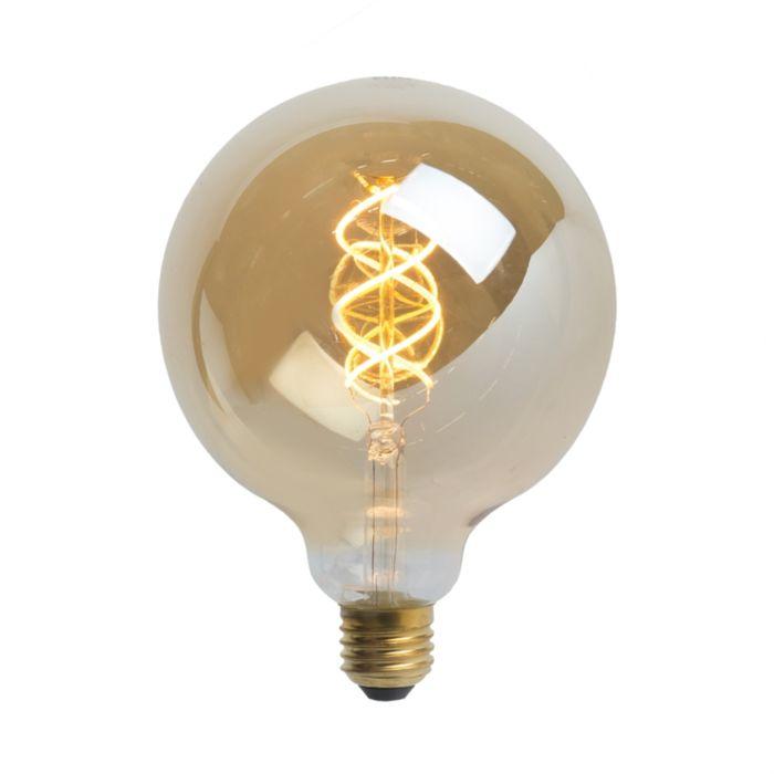 LED-filament-globelamp-E27-5W-300-lumen-warm-wit-2200K