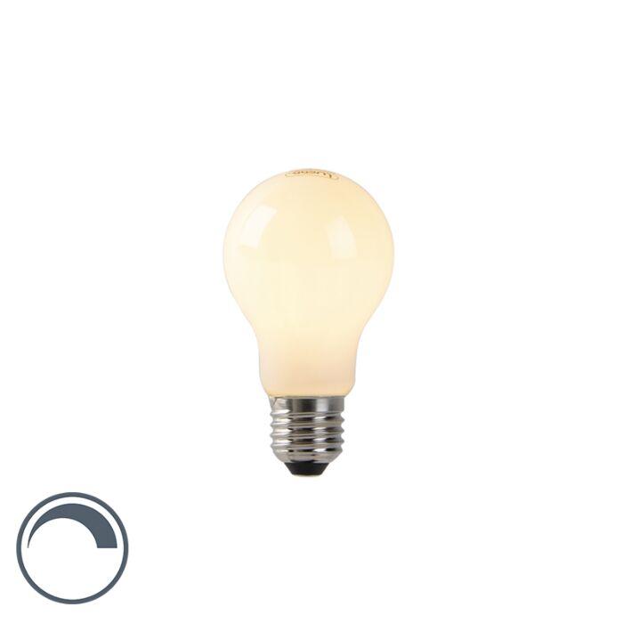 E27-dimbare-LED-filament-lamp-A60-opaal-glas-4W-280-lm-2200K