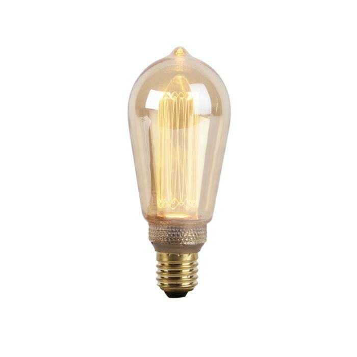 E27-LED-filamentlamp-amberkleurig-glas-2.5W-120lm-1800K