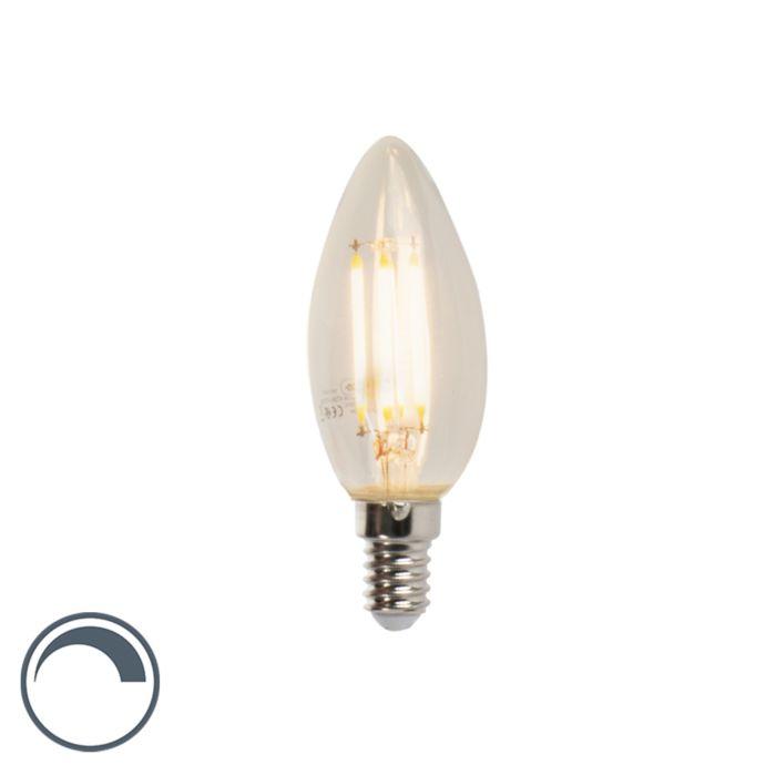 E14-dimbare-LED-filament-kaarslamp-B35-5W-470-lm-2700K