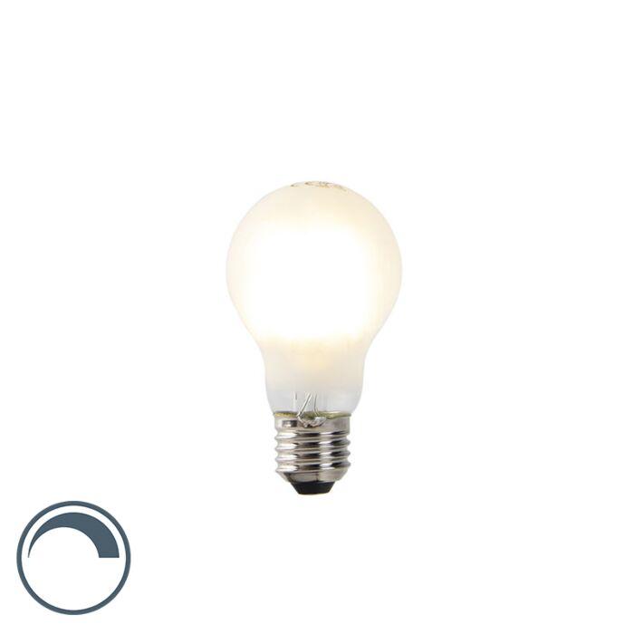 E27-dimbare-LED-filament-lamp-A60-opaal-glas-7W-780-lm-2700K