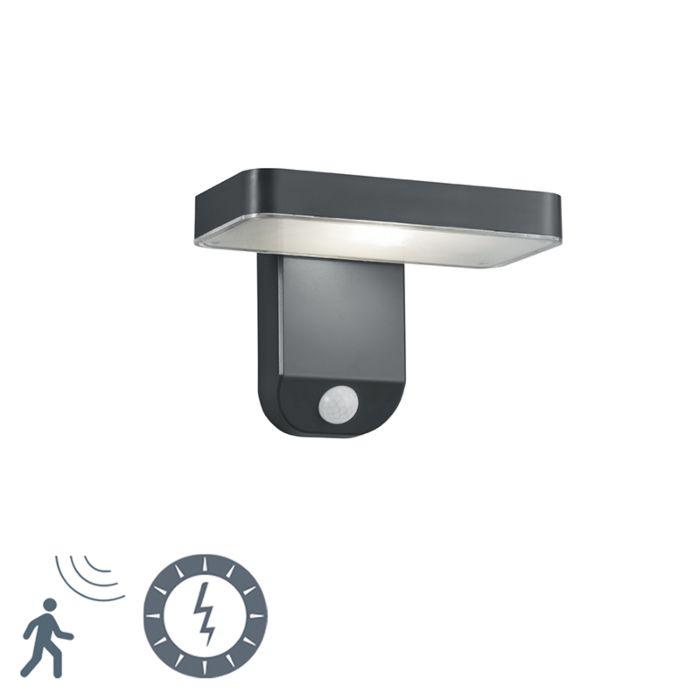 Buitenwandlamp-antraciet-met-bewegingssensor-op-solar---Esqu