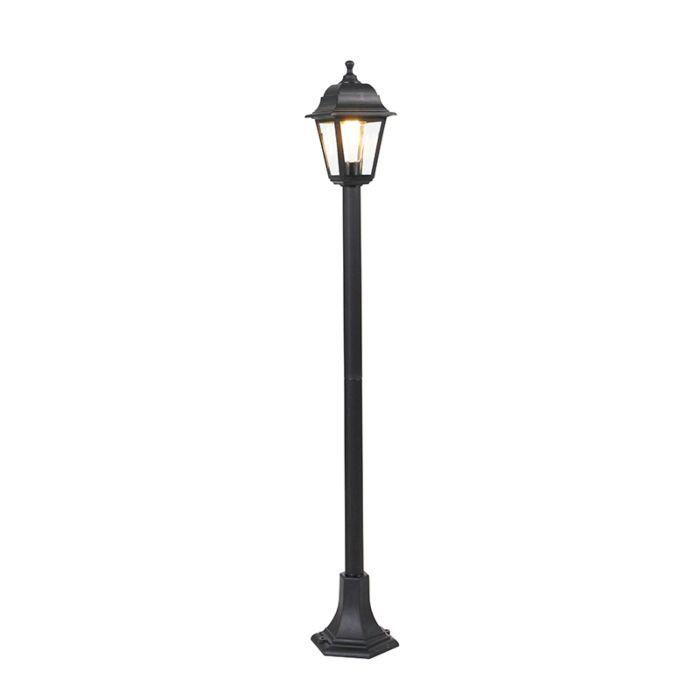 Klassiek-lantaarn-zwart-122-cm---Capital
