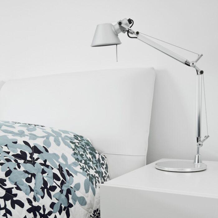 Artemide-tafellamp-aluminium-verstelbaar---Artemide-Tolomeo-Micro