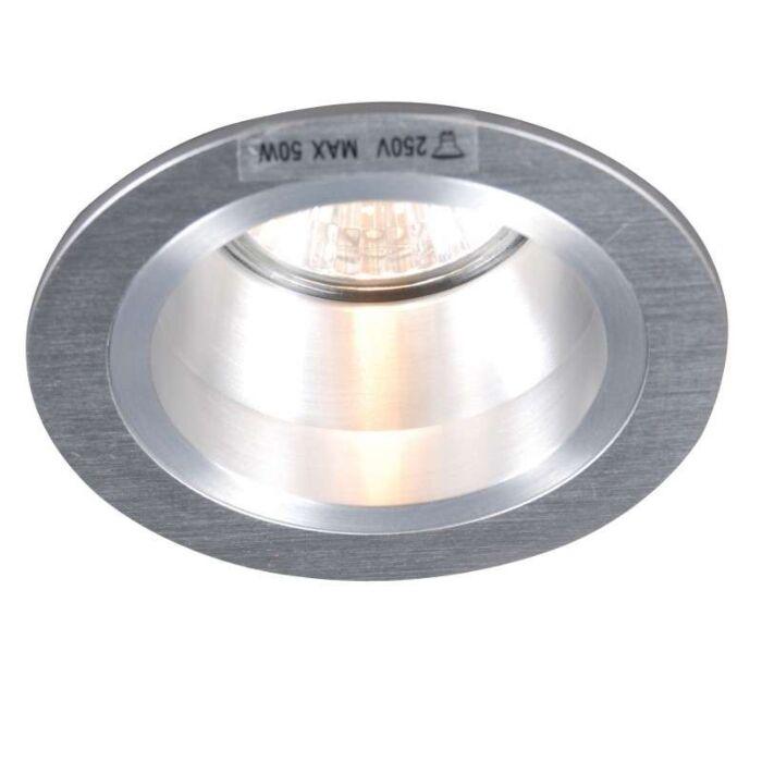 Inbouwspot-Dept-Round-aluminium