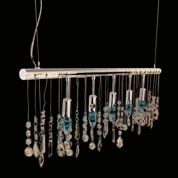 Hanglamp-Blink-5-chroom