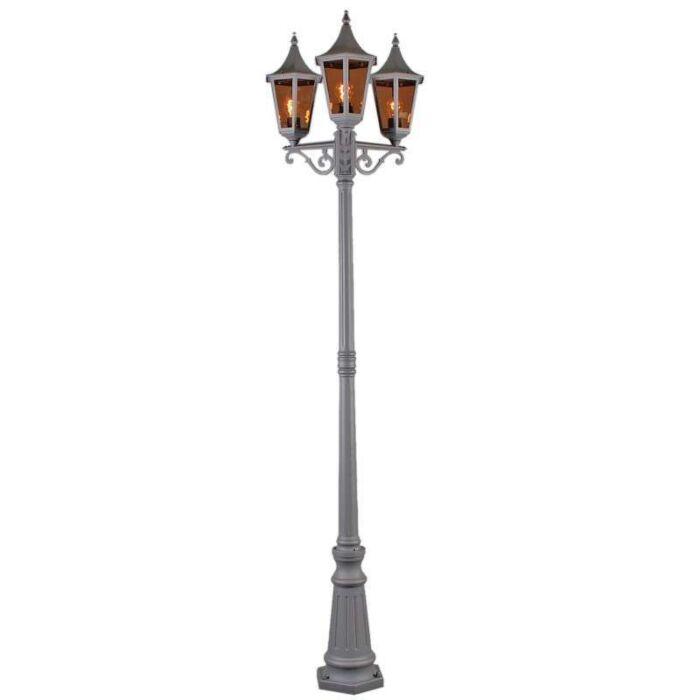 Buitenlamp-President-P3-H228-grafiet