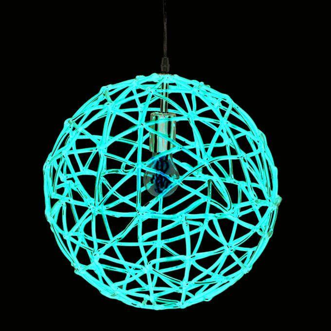 Hanglamp-Birdy-40-rood
