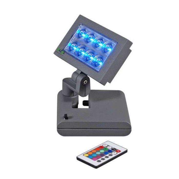 Opton-Flood-Light-grafiet-met-RGB-LED