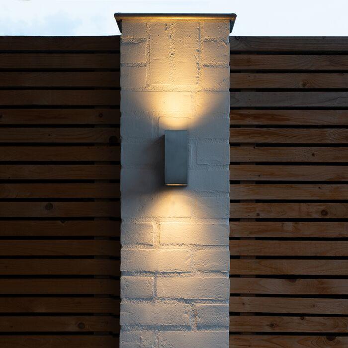 Moderne-wandlamp-aluminium-IP44---Baleno-II