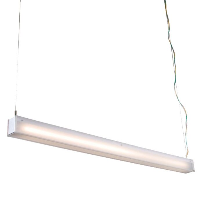 Hanglamp-Tube-R-wit-28W