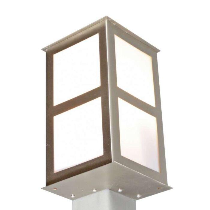 Buitenlamp-Corner-staal-voor-hoekbevestiging