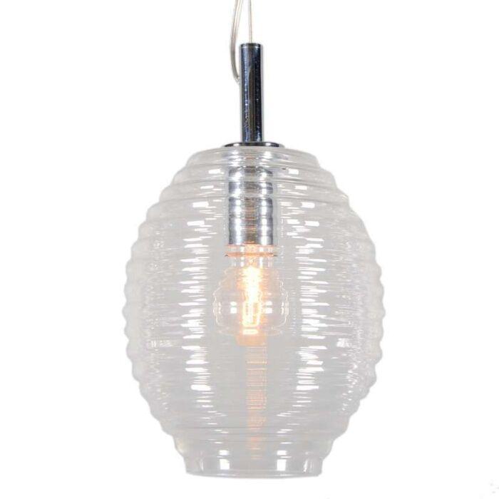 Hanglamp-Treviso-IV-helder-glas