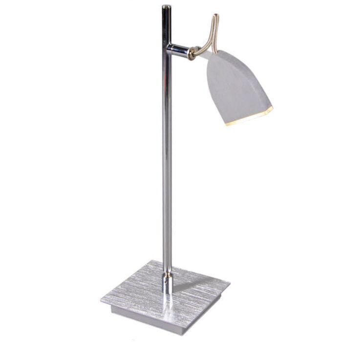 Tafellamp-Space-1-LED-aluminium
