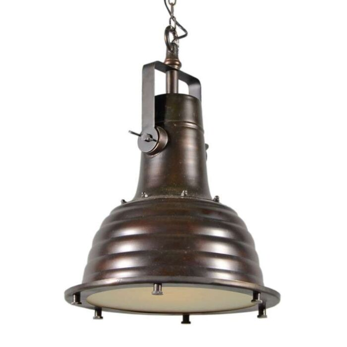 Hanglamp-Kiran-brons