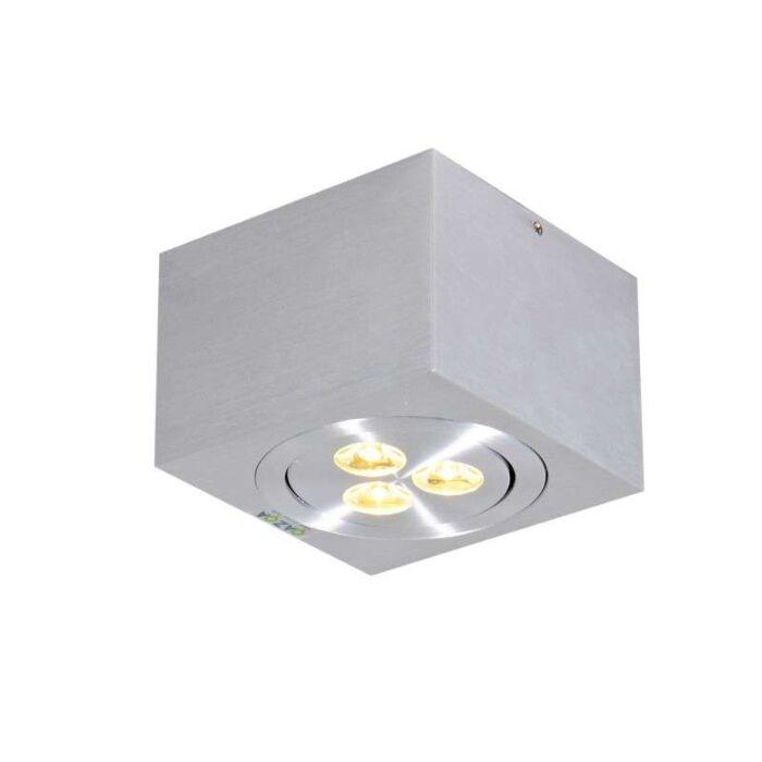 Plafonniere-Keoni-vierkant-aluminium