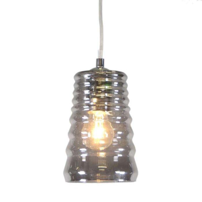 Hanglamp-Treviso-III-rook-glas