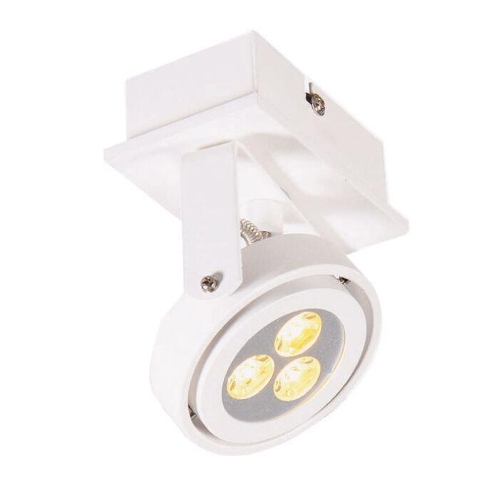 Spot-Keoni-1-LED-wit