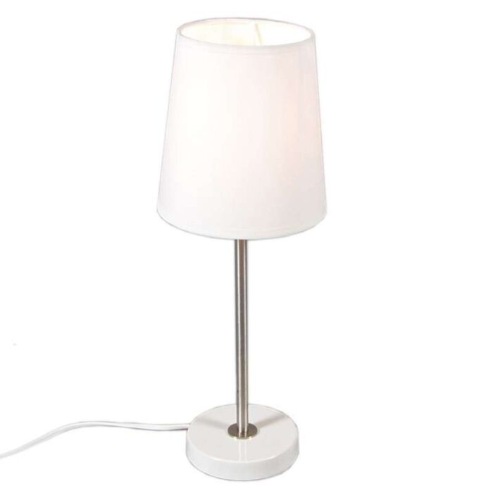 Tafellamp-Notte-wit