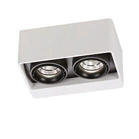 Delta-Light-Boxter-2-LED-wit-met-zwart