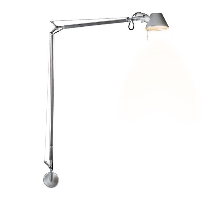 Artemide-wandlamp-verstelbaar--Artemide-Tolomeo-Lettura-parete