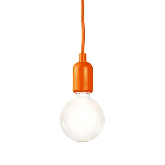 Hanglamp-Cava-oranje
