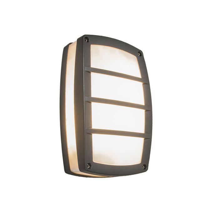 Wandlamp-Glow-recta-2-donkergrijs