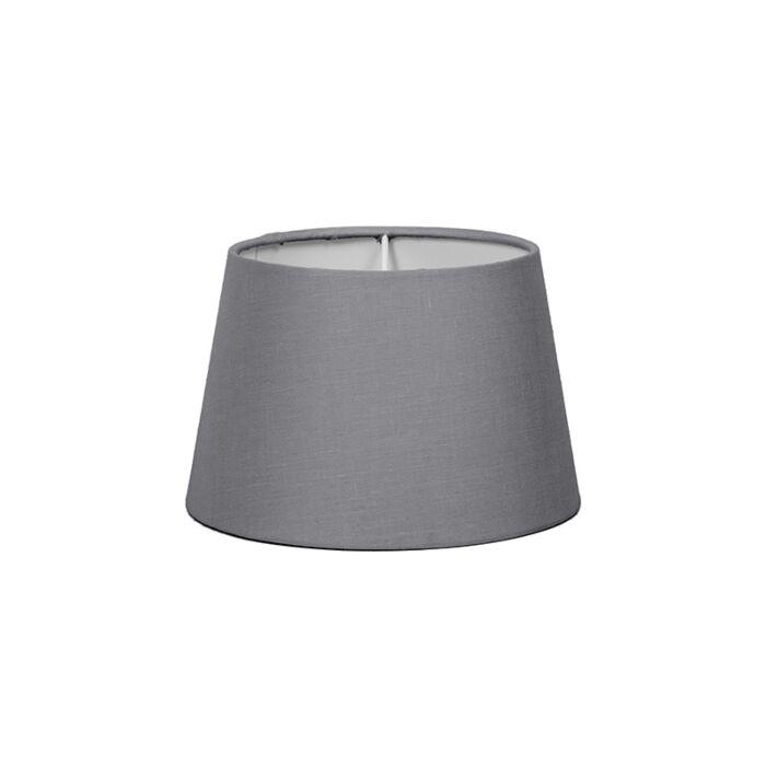 Kap-18cm-rond-SD-E27-grijs