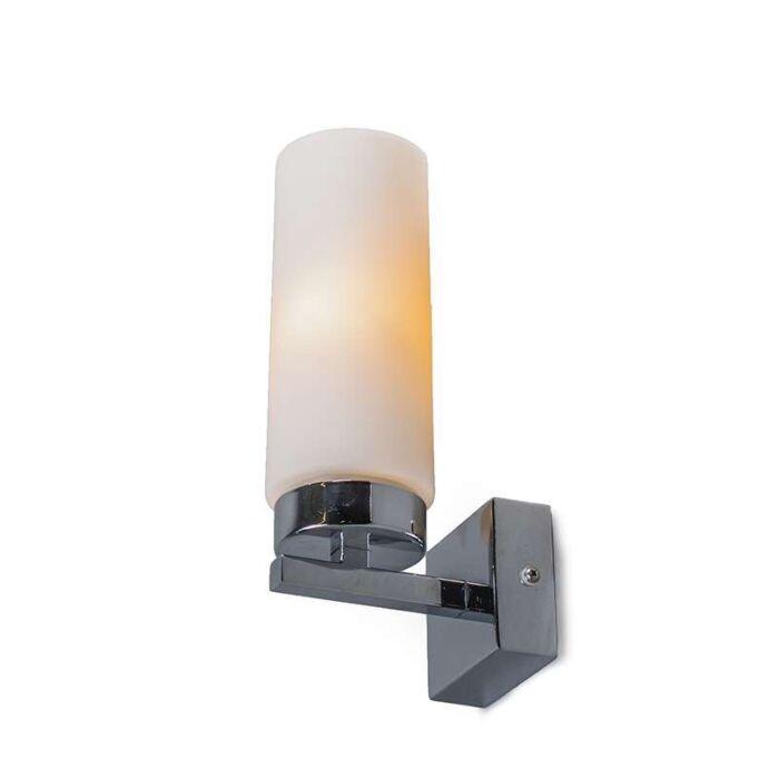 Badkamer-wandlamp-Agape-1-chroom