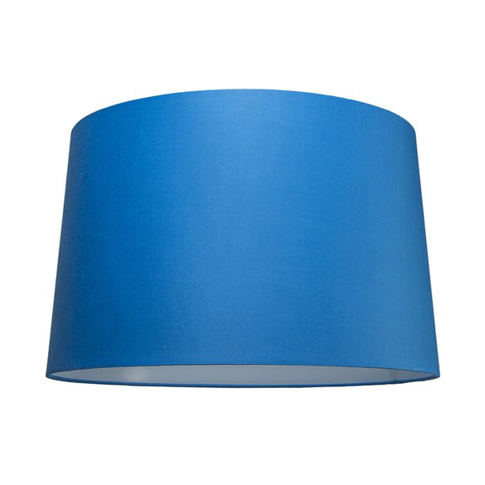 Kap-50cm-rond-SU-E27-blauw