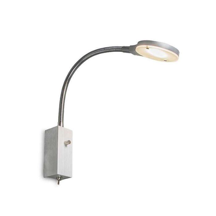 Wandlamp-Organic-LED-aluminium