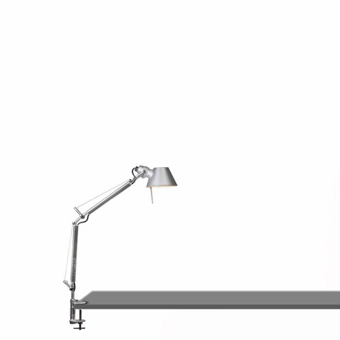 Artemide-tafellamp-verstelbaar---Artemide-Tolomeo-tavolo-micro-clamp