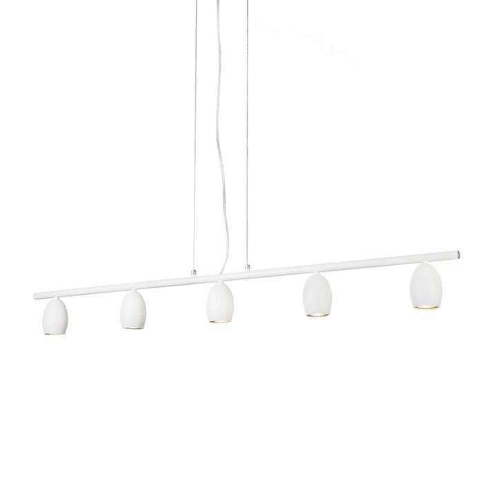 Hanglamp-Egg-5-wit
